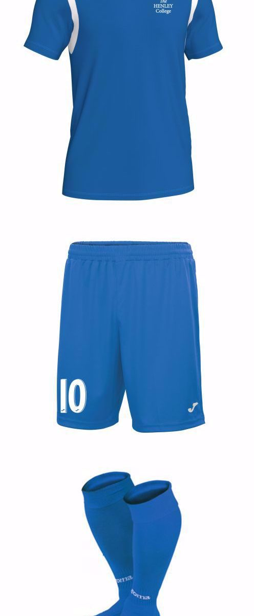 The Henley College Home Kit