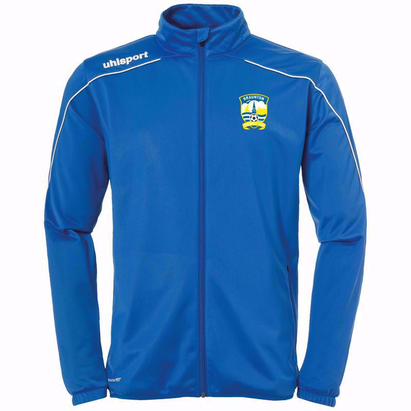 Braunton Youth FC Tracksuit Jacket - ADULT SIZES
