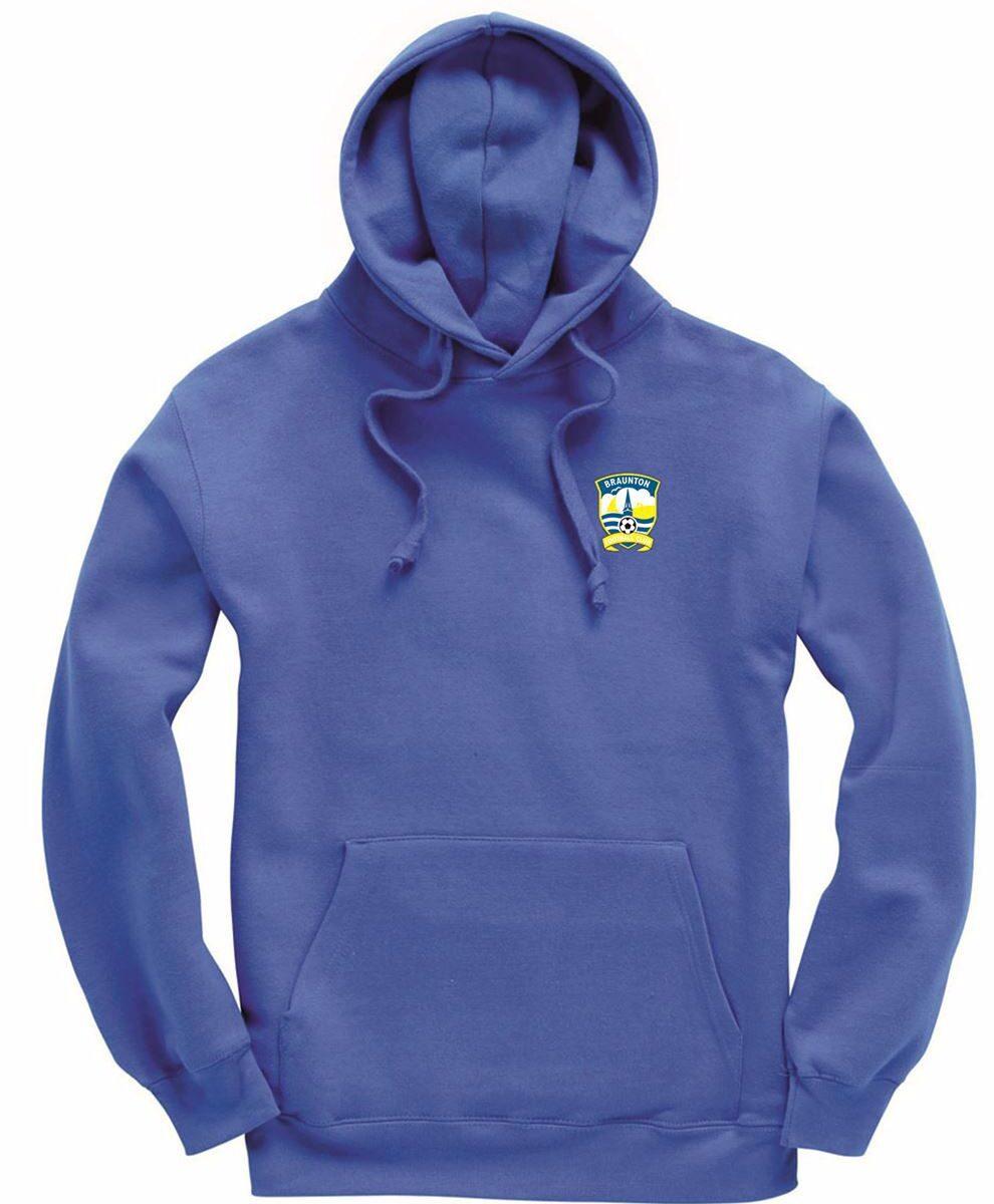 Braunton Youth FC Hoody - ADULT Sizes