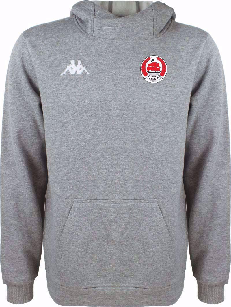 Clyde FC Kappa Basilo Hoody Fleece sweat 304TMZ0 - KIDS