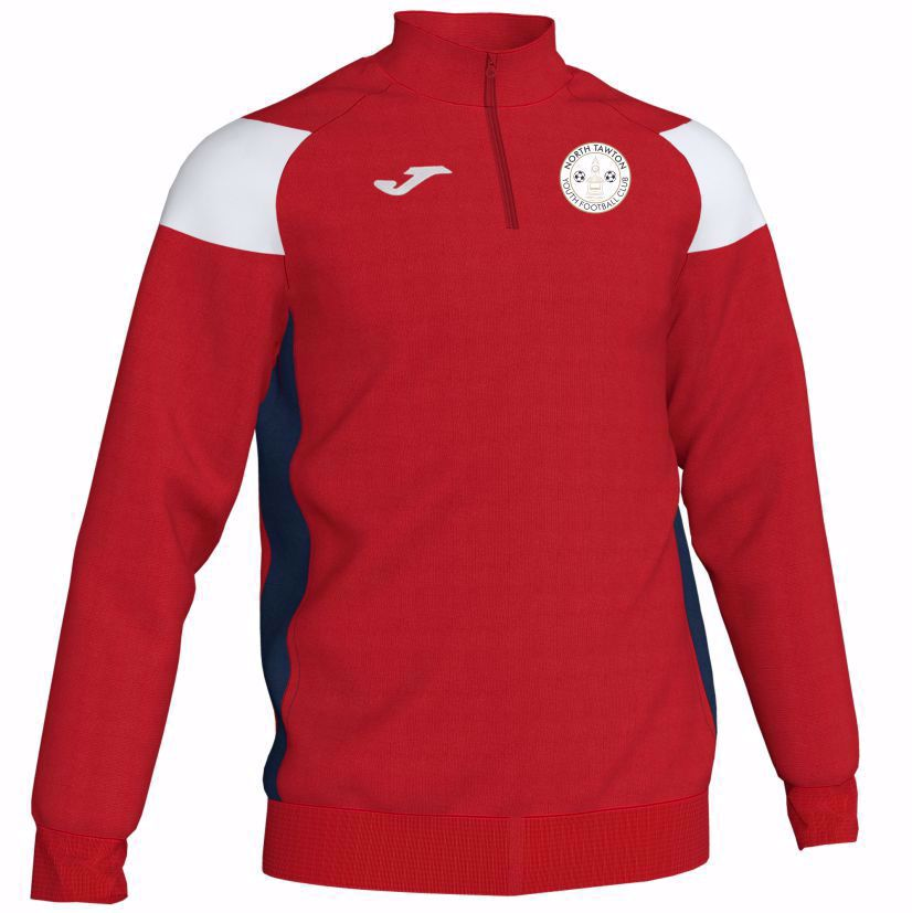 North Tawton Youth Football Club 1/4 Zip 101272.602 -  ADULT