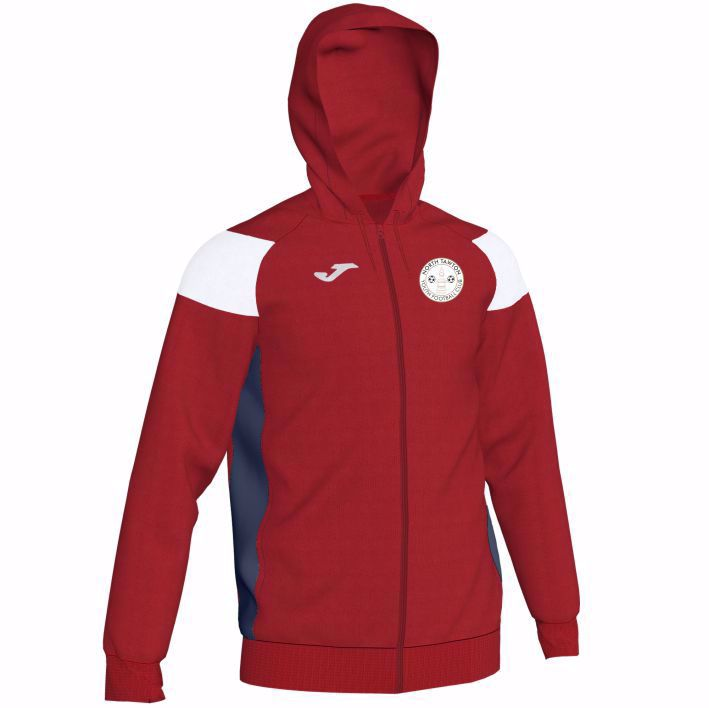 North Tawton Youth Football Club Hooded Jacket 101271.602  - ADULT