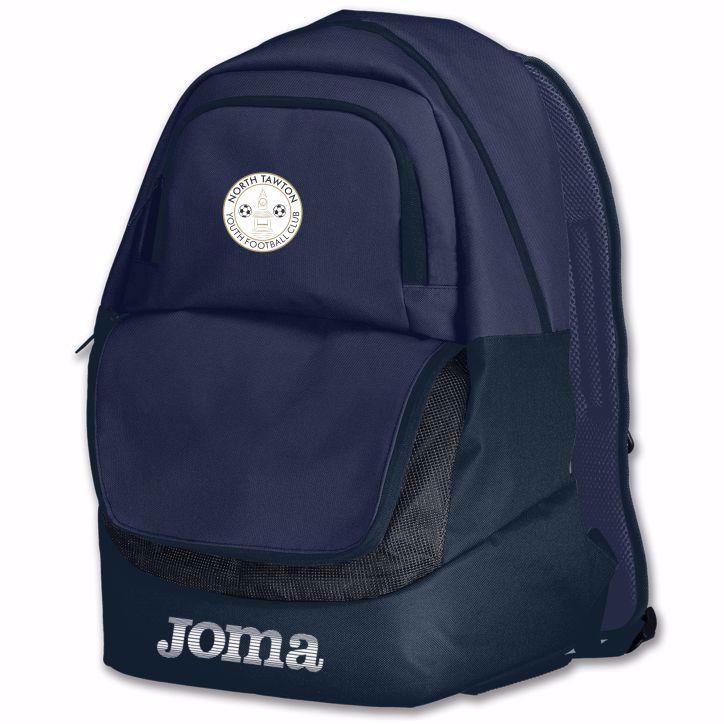 North Tawton Youth FC Diamond II Backpack 400235.331