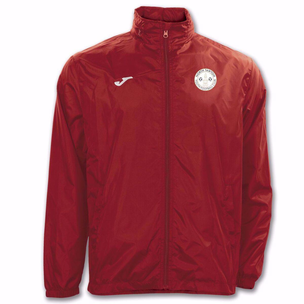 North Tawton Youth Football Club IRIS Rain Jacket 100087600 - JUNIOR