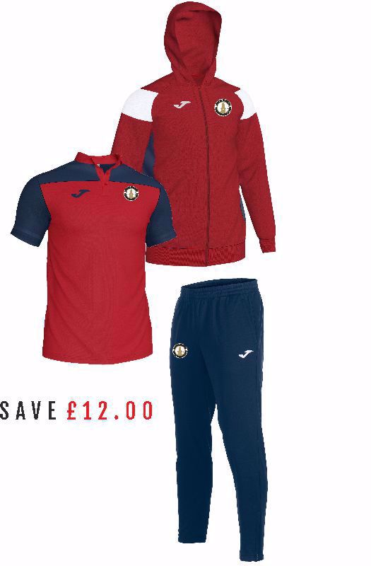 North Tawton Youth Football Club Match Day Pack - Junior
