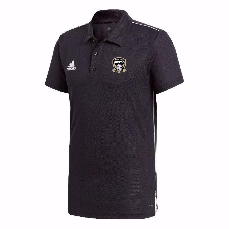 Fremington FC Adidas Core 18 Polo Shirt - JUNIOR