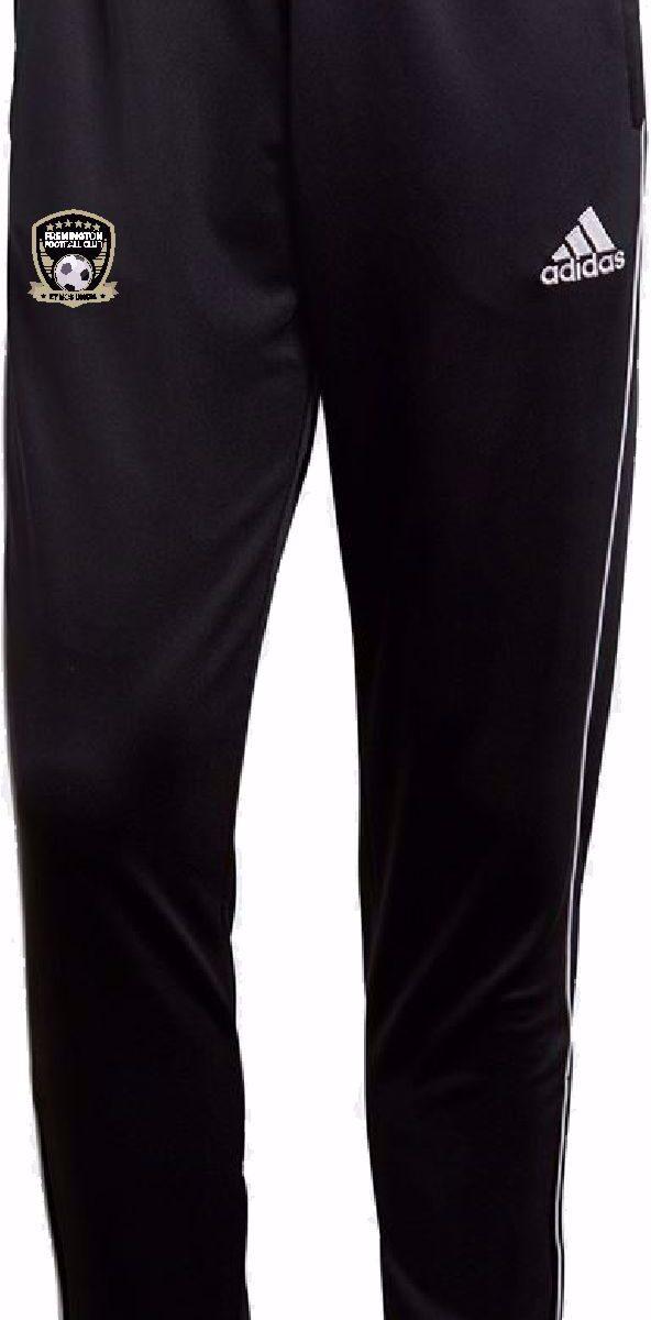 Fremington FC Adidas Core 18 Trackpants - ADULT