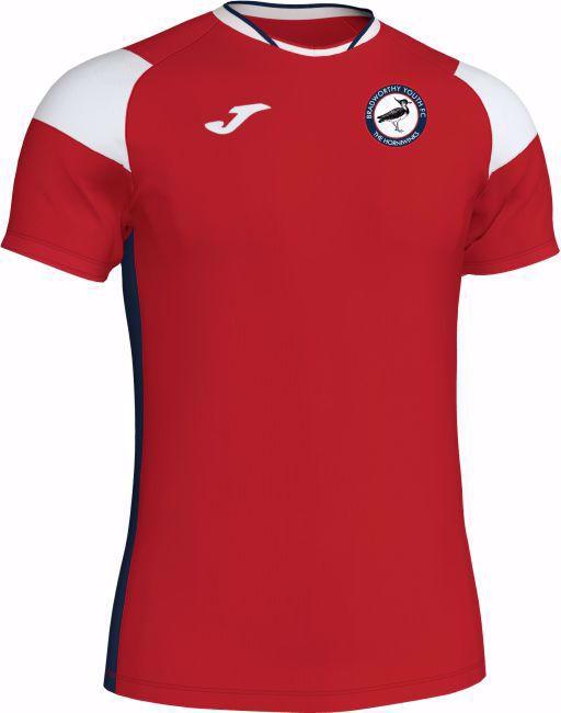Adult Training Shirt - Bradworthy Youth FC - CREW III 101269.602