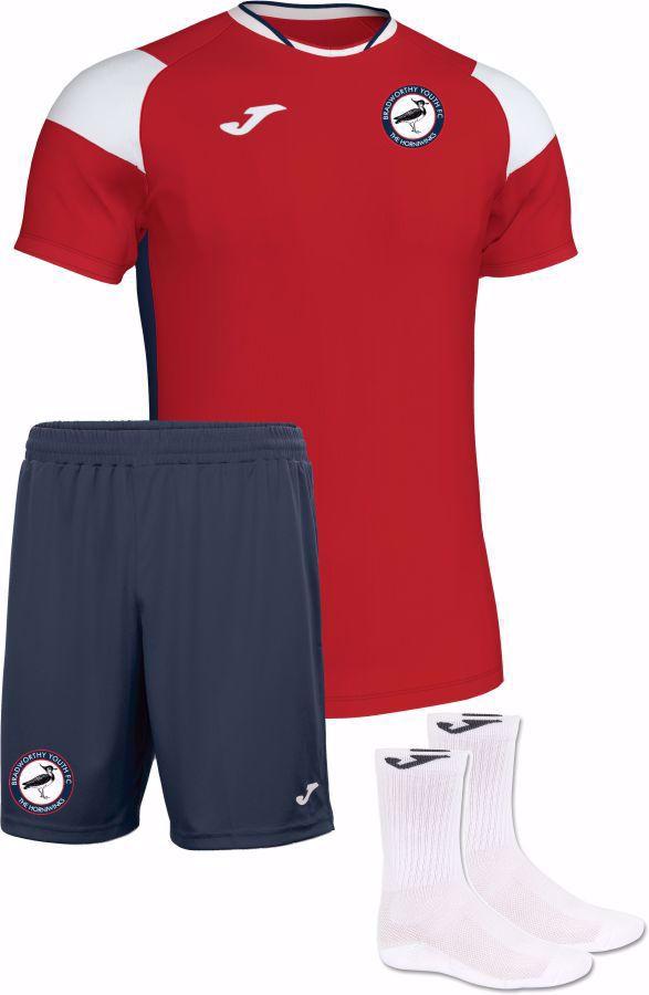Bradworthy Youth FC - Training Package
