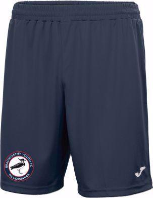 Shorts - Bradworthy Youth FC  100053.331 -ADULT