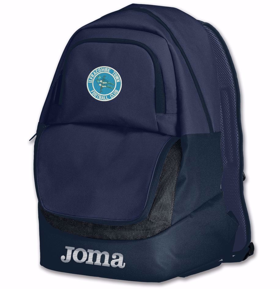 Ilfracombe Town Youth FC Backpack 400235.331