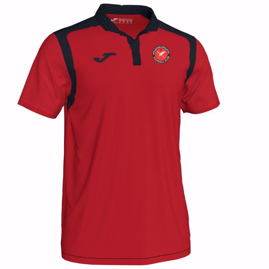 Ipplepen Athletic FC  Champion V Polo Shirt - JUNIOR 101265.601