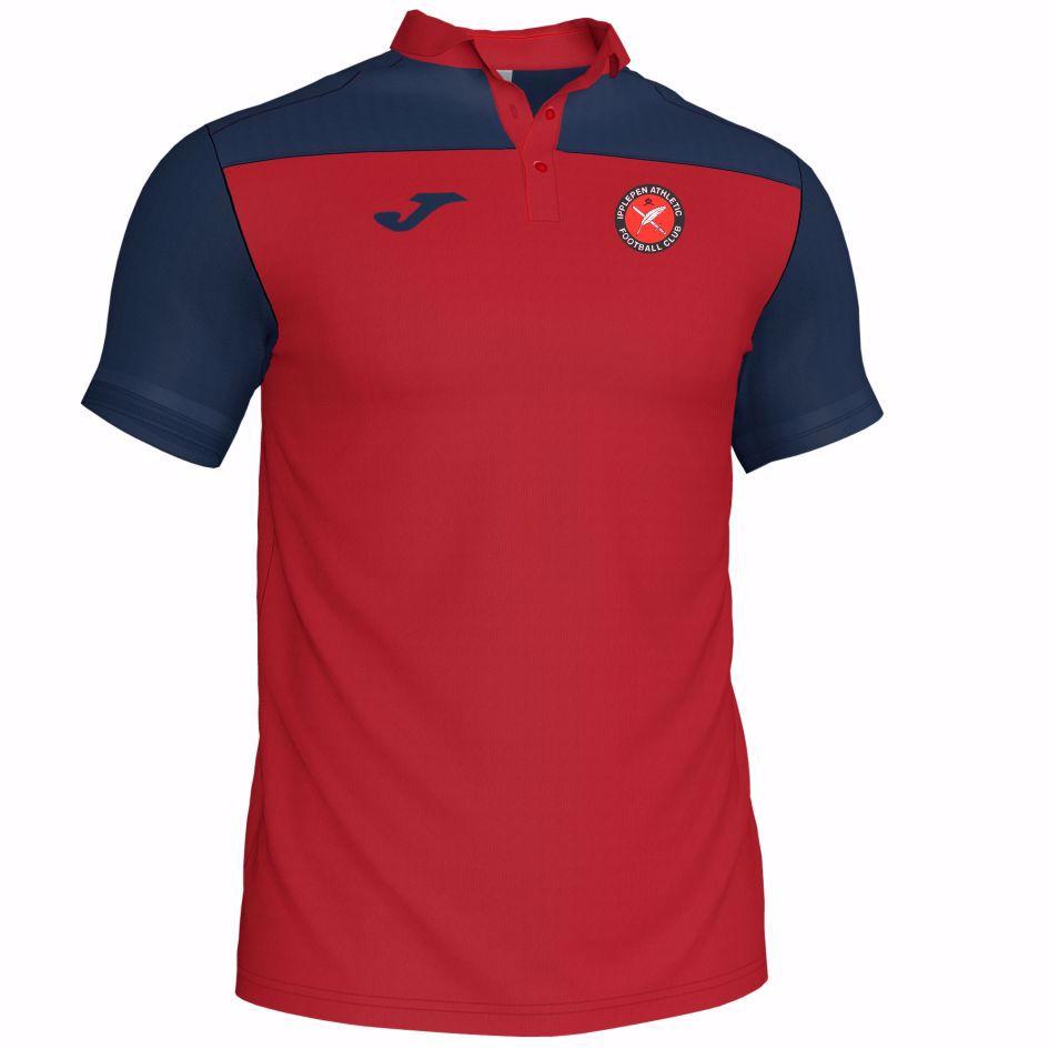 Ipplepen Athletic FC  Crew III Polo Shirt - JUNIOR 101371.603