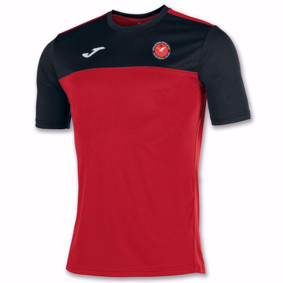 Ipplepen Athletic FC  Winner T Shirt  1000946.601 - ADULT