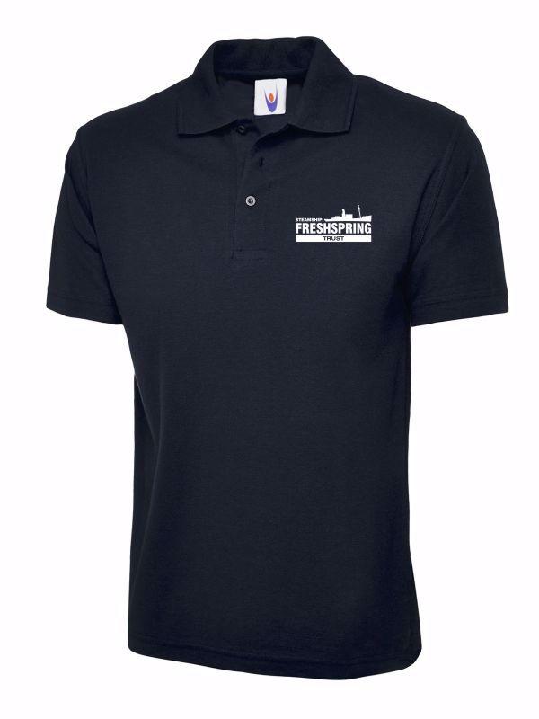 Steamship Freshspring Trust Polo Shirt