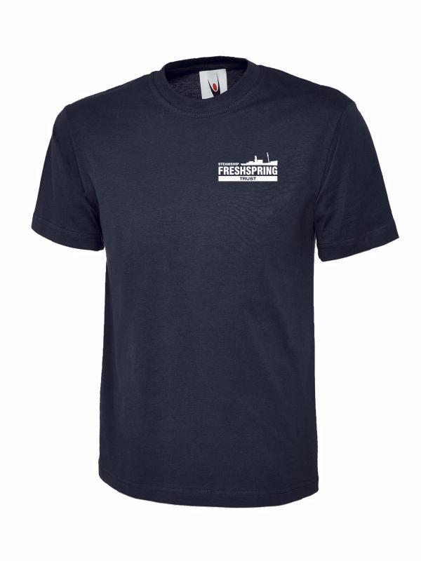 Steamship Freshspring Trust T-shirt