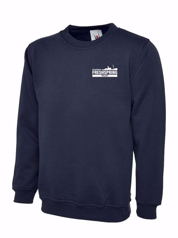 Steamship Freshspring Trust Sweatshirt
