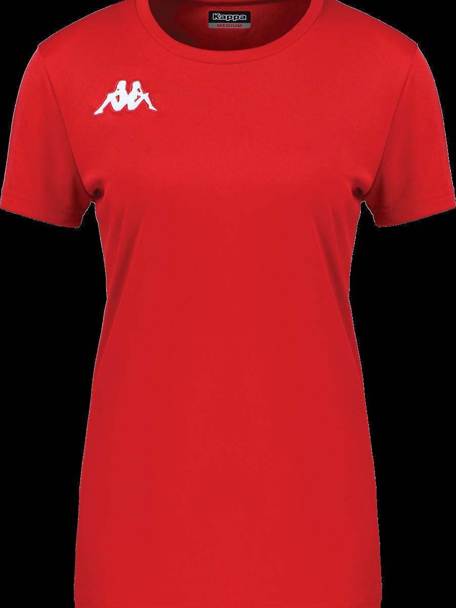 Kappa Roviga Womens Junior Match Shirt  304TSG0J