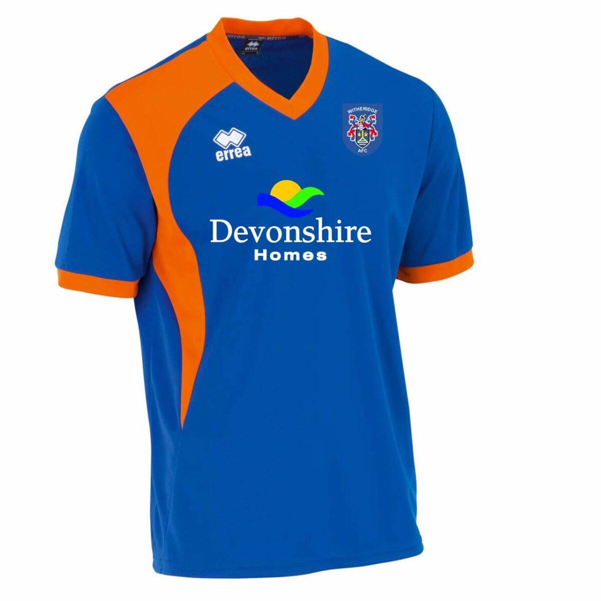 Witheridge Football Club Replica Shirt -Junior