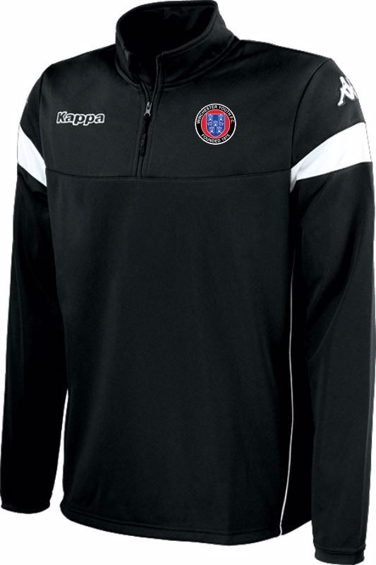 Winchester Youth FC Novare 1/4 Zip Top - Junior