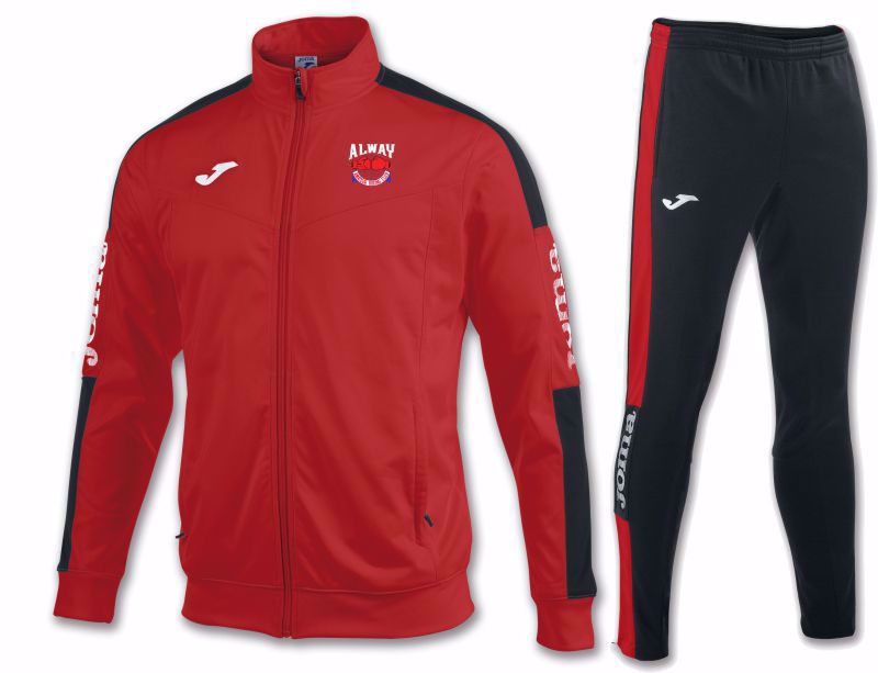 Alway ABC Adult Club Tracksuit