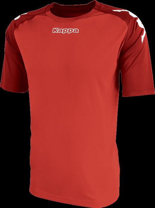 Kappa PADERNO SS Handball Shirt 304IPK0 - JUNIOR