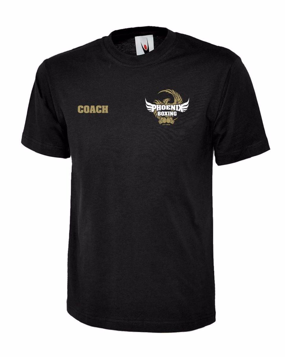 Phoenix Boxing Coach T-Shirt - JUNIOR