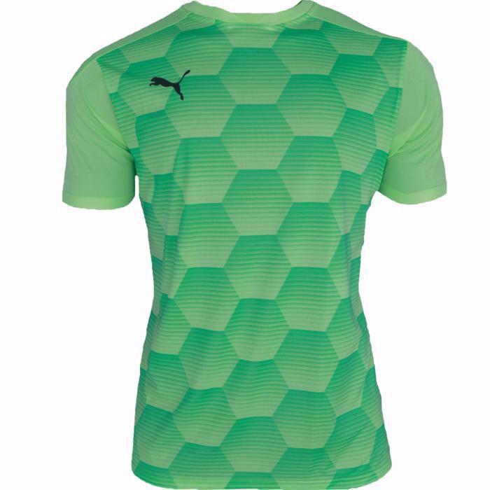 PUMA Final  Graphic JUNIOR  Shirt 704369 NEW for 2020
