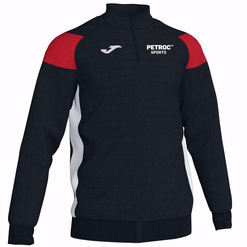 Petroc Sports 1/4 Zip - junior sizing