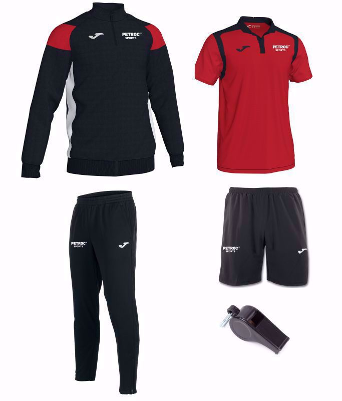 Petroc Sports Student Package Set - junior sizing