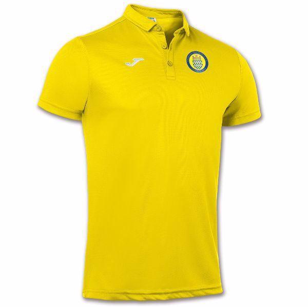 Okehampton Argyle FC Hobby Polo Shirt 100437.900 - junior