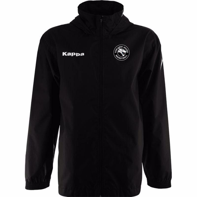 Oaklands Wolves Kappa MARTIO Windbreaker Jacket - junior