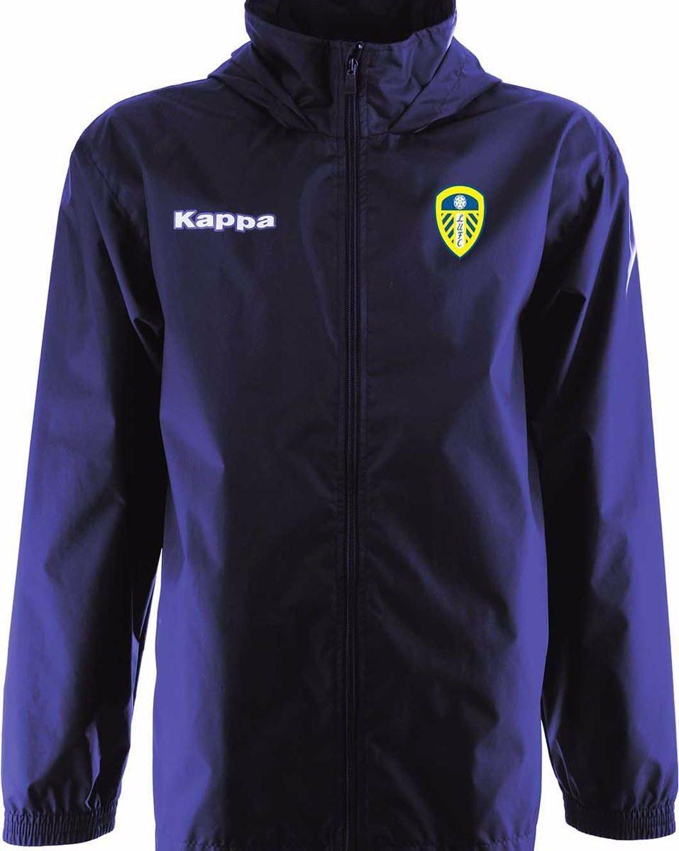Leeds United Goalkeeping Academy Doria Windbreaker Jacket - junior