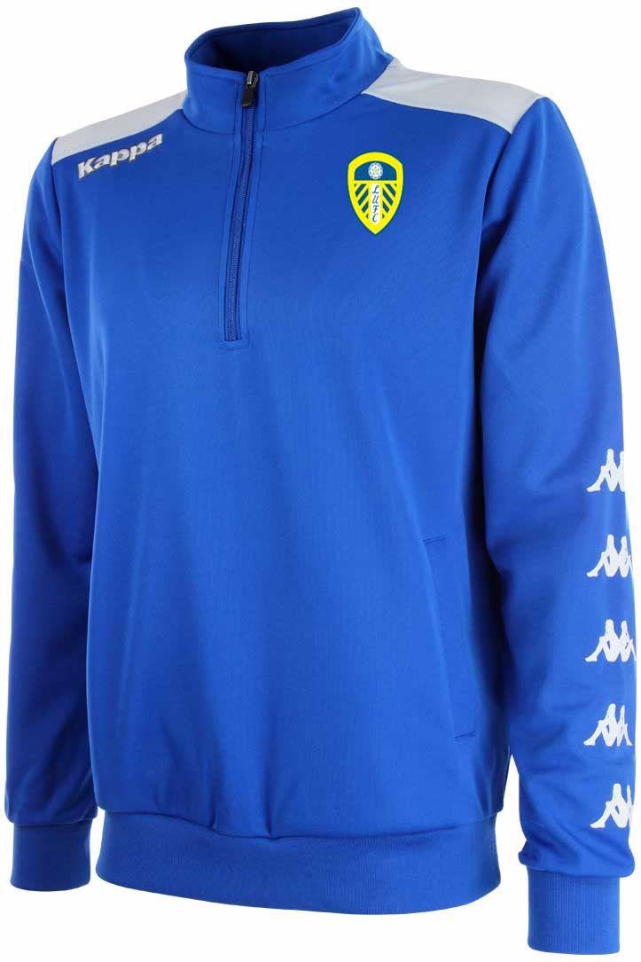 Leeds United Goalkeeping Academy Tracksuit Top Sacco - junior