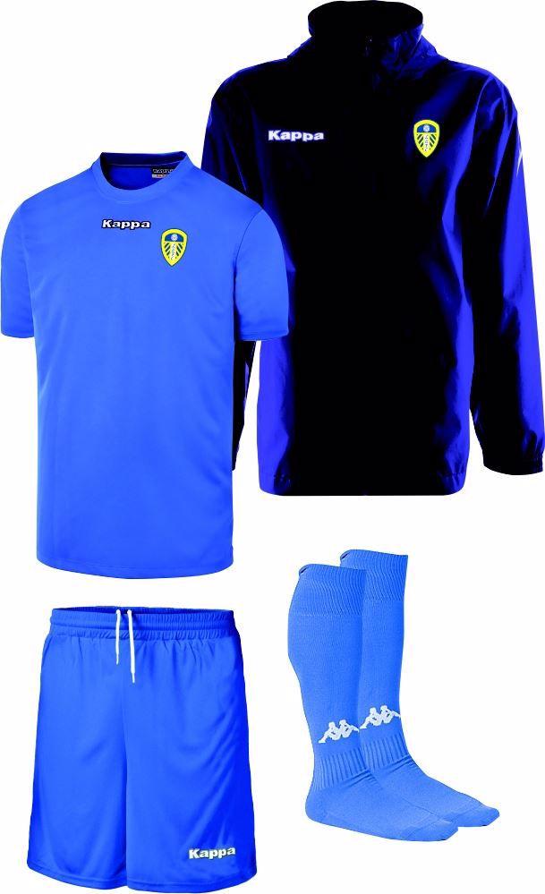 Leeds United Goalkeeping Academy Training Pack - junior