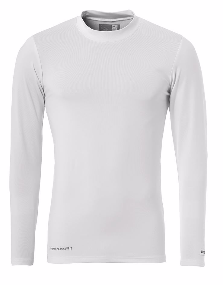 Braunton Youth FC White Baselayer 1003078 - junior