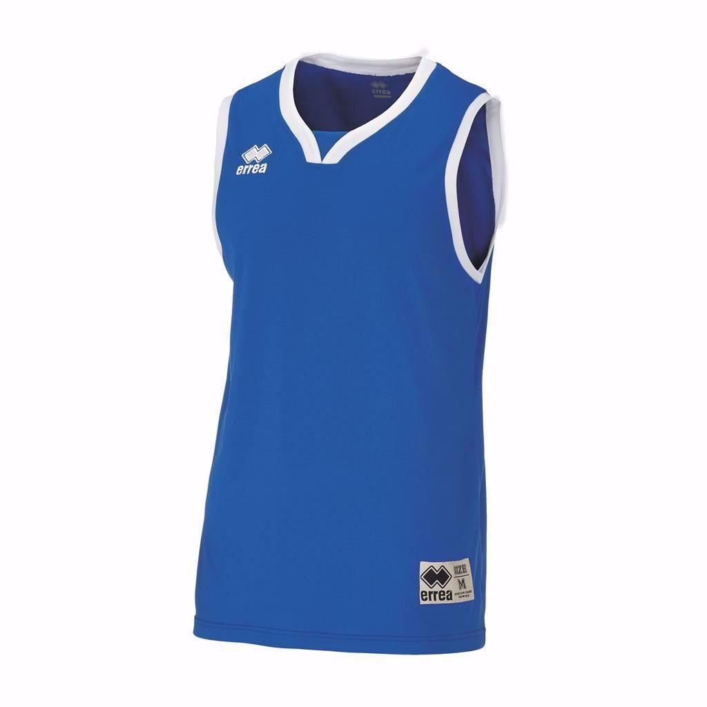 Errea California Junior Basketball Shirt FM491S