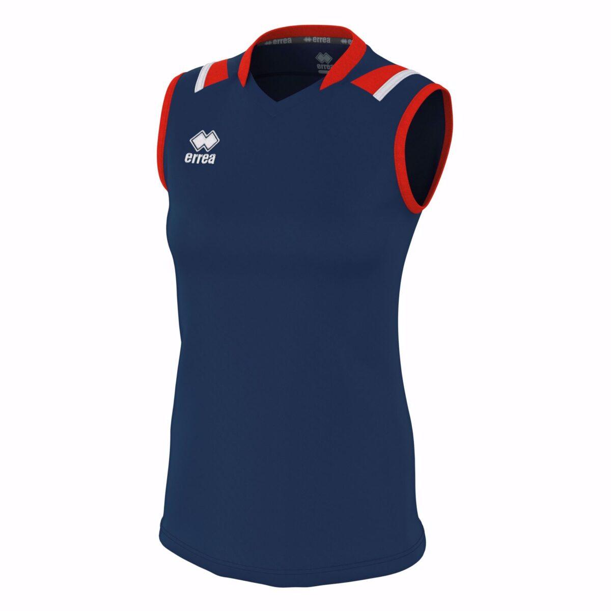 Errea LISA  Womens Short Sleeve Adult Shirt -FM830S