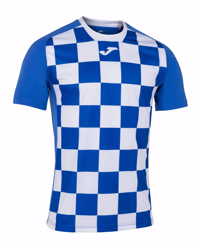 Joma Flag II Junior Football Shirt 101465
