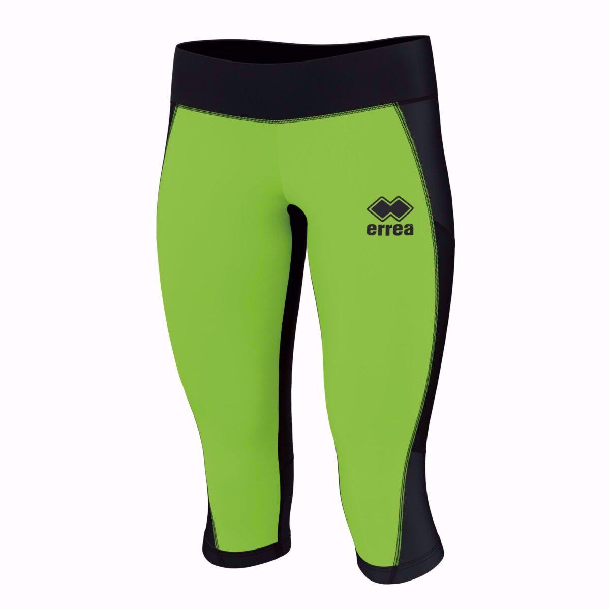 Errea MARLENE 3/4 Running Trousers Womans FP721Z -JUNIOR