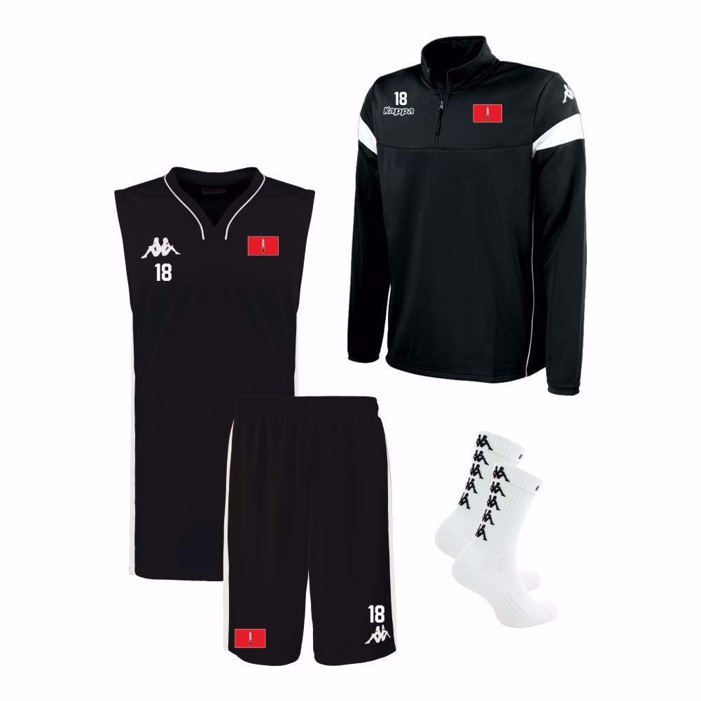 Infantry Basketball Kappa Trainingwear Pack