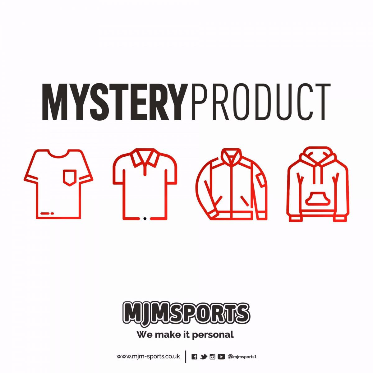 £5 MYSTERY PRODUCT