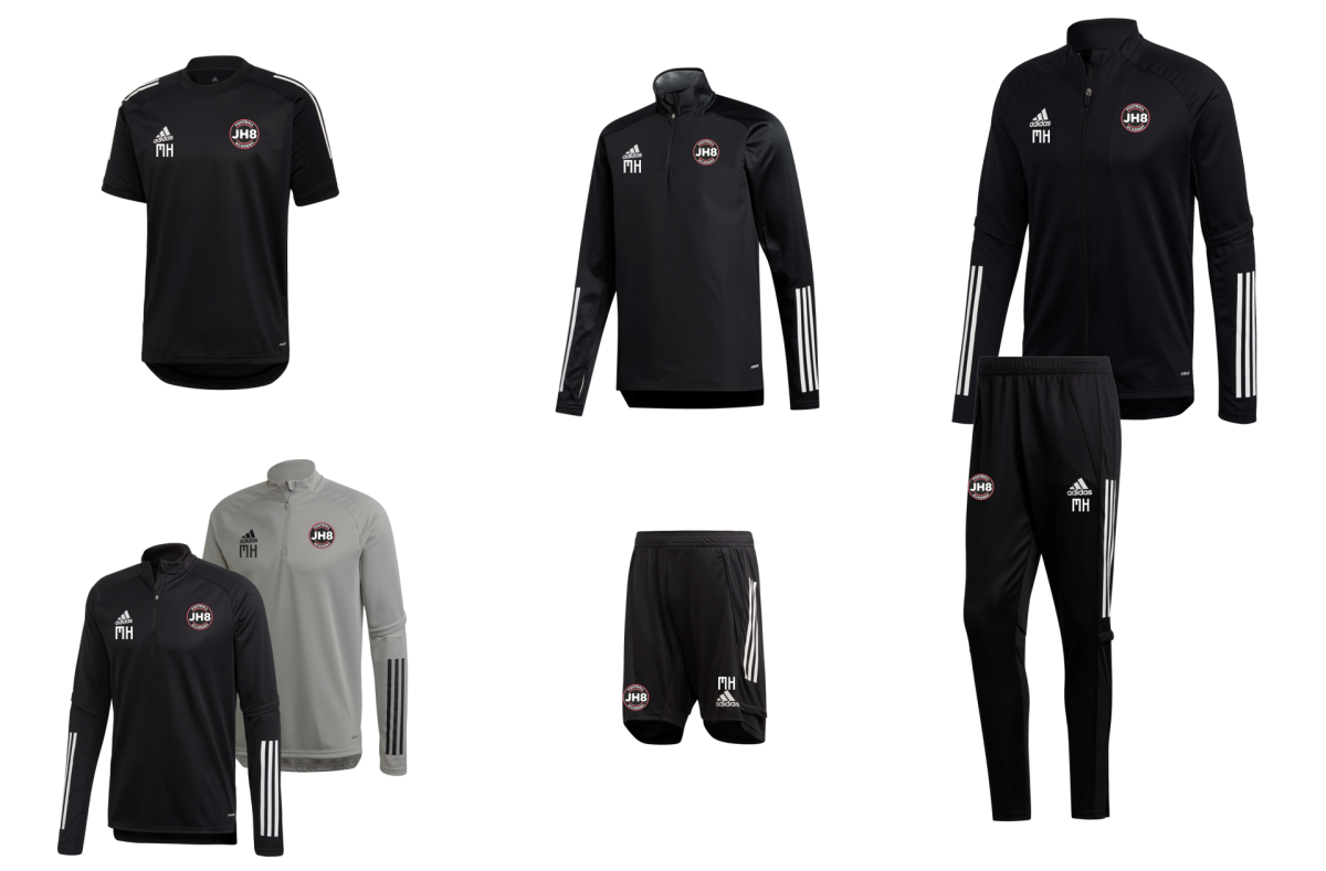 JH8 Football Academy COACHES Pack