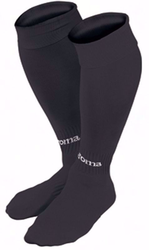 Joma Classic Socks - BLACK 400054.100 - TIRO LIBRE FUTSAL