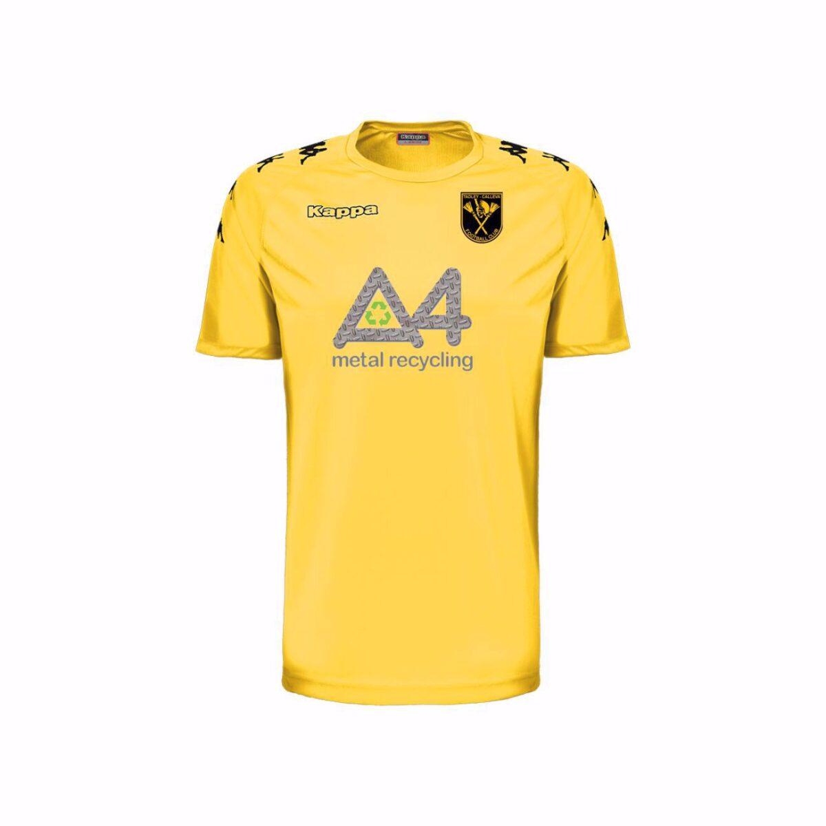 Tadley Calleva FC Replica Shirt -Junior