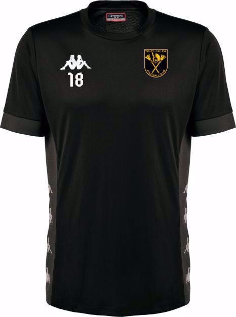 Tadley Calleva FC Dervio T Shirt 31152PW A05 ADULT