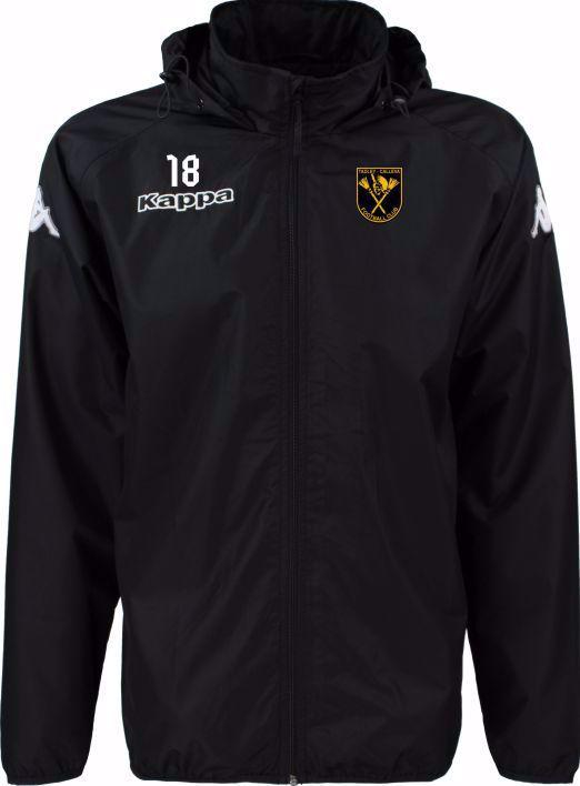 Tadley Calleva FC Martio Windbreaker Jacket 304TSPO Junior