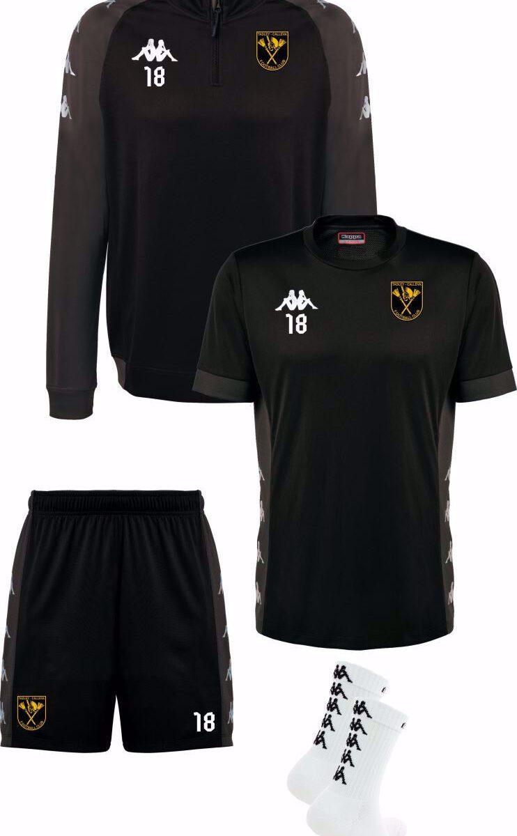 Tadley Calleva FC Training Pack - Adult