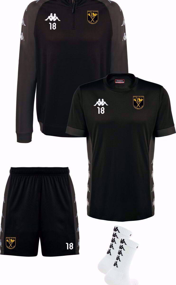 Tadley Calleva FC Training Pack - JUNIOR