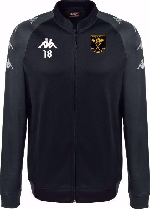 Tadley Calleva FC  Verone Tracksuit Jacket - Adult
